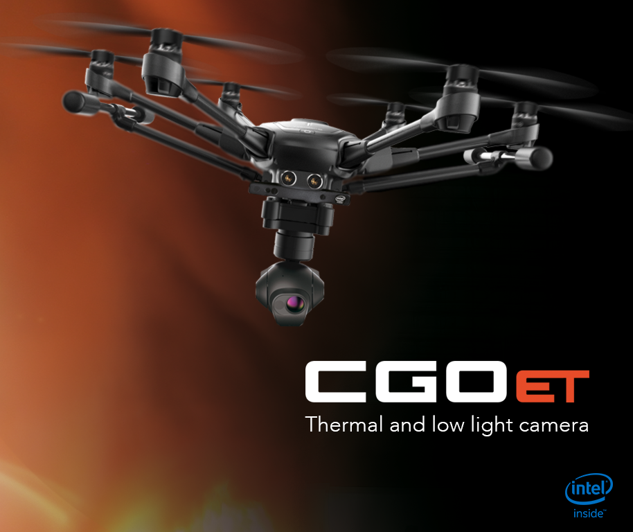 cgoet thermal drone intel