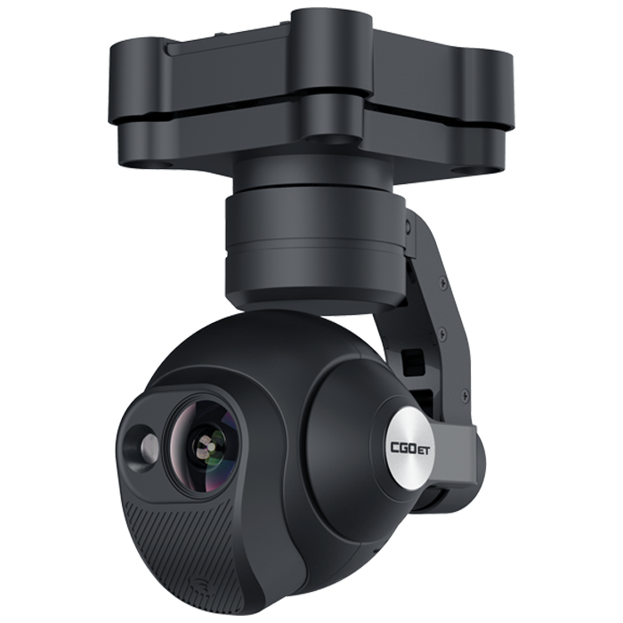 CGO-ET Thermal Visual Dual Sensor Camera