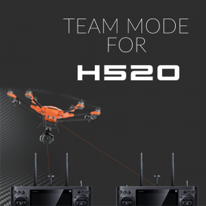 H520_Craft_UAV_Yuneec_Team_Mode